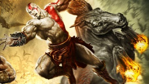 Artwork aus God of War