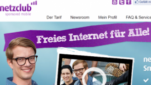Werbefinanziert: O2s Netzclub verabschiedet sich von drei Kostenlostarifen