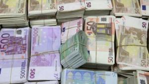 Beschlagnahmtes Geld in Spanien