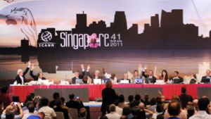 Icann-Treffen in Singapur
