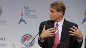 eBay-Chef John Donahoe im Mai 2011 auf dem eG8-Forum in Paris
