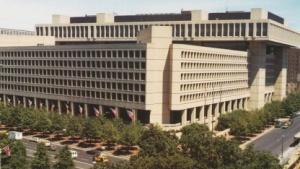 Internationale Aktion: FBI-Hauptquartier in der US-Hauptstadt Washington
