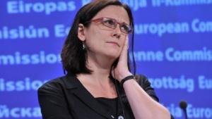 Cecilia Malmstroem im Mai 2011