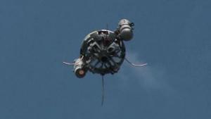 Drohne T-Hawk: Schutz der Privatshpäre ausgeklammert