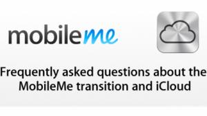 Der Umstieg von MobileMe auf die iCloud hat Nachteile.