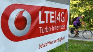LTE-Netzausbau bei Vodafone