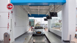 Dänemark: Better Place eröffnet Akkuwechselstation