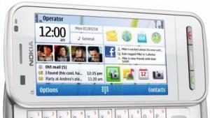 Symbian-Update für Nokias C6-00 kommt