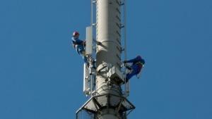 LTE-Antenne der Telekom
