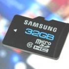Samsung: Schnellere Speicherkarten für Mobilfunkgeräte