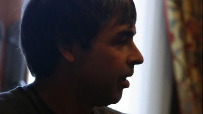 Google-Vorstandschef Larry Page