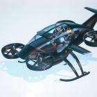 Trekaero: US-Unternehmen entwickelt Flugauto mit Hybridantrieb