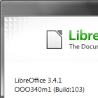 Document Foundation: Libreoffice 3.4.1 ist erschienen