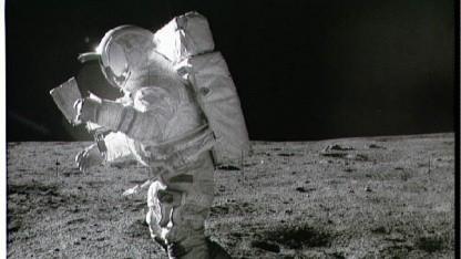Astronaut Edgar Mitchell: Kamera nach der Rückkehr zur Erde behalten
