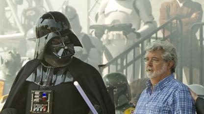 George Lucas: Die Macht hat er