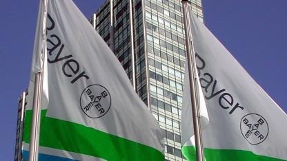 Firmenzentrale Bayer AG in Leverkusen