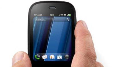 WebOS-Smartphone Veer bei O2 zu haben