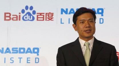 Kooperation mit Microsoft: Baidu-Chef Robin Li