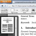 pdf.js: Mozillas Javascript-PDF-Renderer arbeitet pixelperfekt