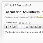 Blogsoftware: Wordpress 3.2 veröffentlicht