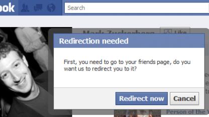 Facebook Friend Exporter