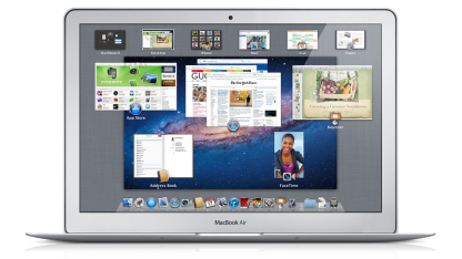 Mac OS X 10.7 alias Lion