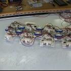 Toro II: Roboter bewegt sich in Wellen