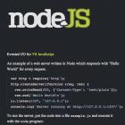 Javascript-Server: Node.js 0.5 veröffentlicht