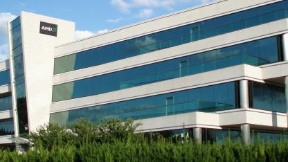 Ehemaliges ATI-Hauptquartier in Markham, Kanada