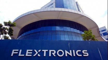 Flextronics-Sitz in Singapur