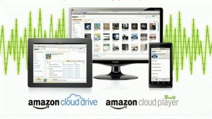 Amazon Cloud Drive: Unbegrenzter Onlinespeicher für Musik
