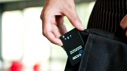 Secu4Bags - mobiles Alarmsystem warnt vor Verlust