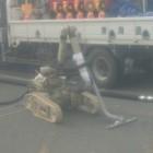 Fukushima: Warrior wird zum Staubsaugerroboter