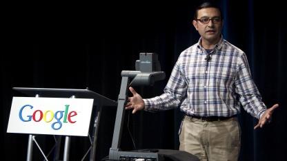 Vic Gundotra, Senior Vice President bei Google Engineering