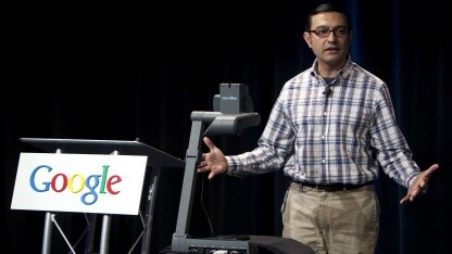 Vic Gundotra, Senior Vice President bei Google Engineering