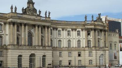 Juristische Fakultät der HU Berlin am Bebelplatz
