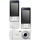 Panasonic: Digitalkamera mit Handyfunktionen