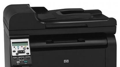 HP Laserjet Pro 100 Color MFP M175nw