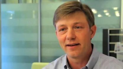 Stephen DeWitt leitet nun HPs WebOS-Abteilung.