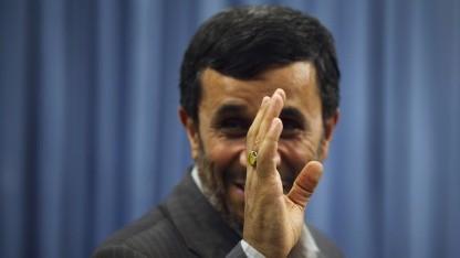 Irans Staatschef Mahmud Ahmadinedschad setzt auf Internetsperren.