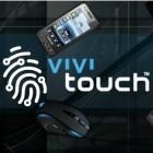 Vivitouch: Der Touchscreen stupst zurück