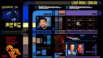 Star Trek PADD informiert Star-Trek-Fans mit iPad
