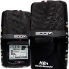 Zoom H2n: Tragbarer Audiorekorder mit fünf internen Mikrofonen