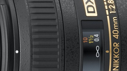 AF-S DX Micro-Nikkor 40 mm 1:2,8G