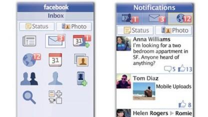 Facebook for Every Phone App für einfachere Mobiltelefone
