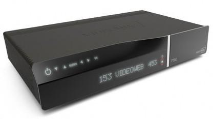 Videowebs Hybridreceiver-Serie 750