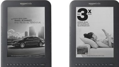 Special Offers: Kindle mit Werbung