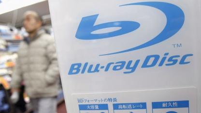 Blu-ray-Käufer in Tokio