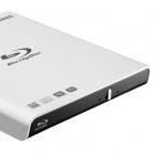 Samsung SE-406AB: Externes BD-Combo-Laufwerk mit USB-Stromversorgung