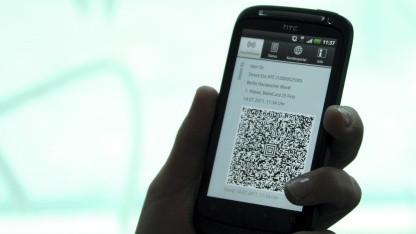 Die BVG unterstützt Smartphone-Tickets.